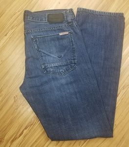 Hudson medium wash jeans size 31